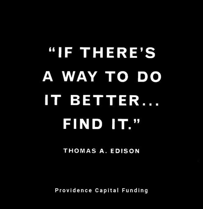 24 Insightful Business Quotes Providence Capital Funding