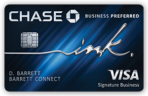 Chase Business Visa Ink