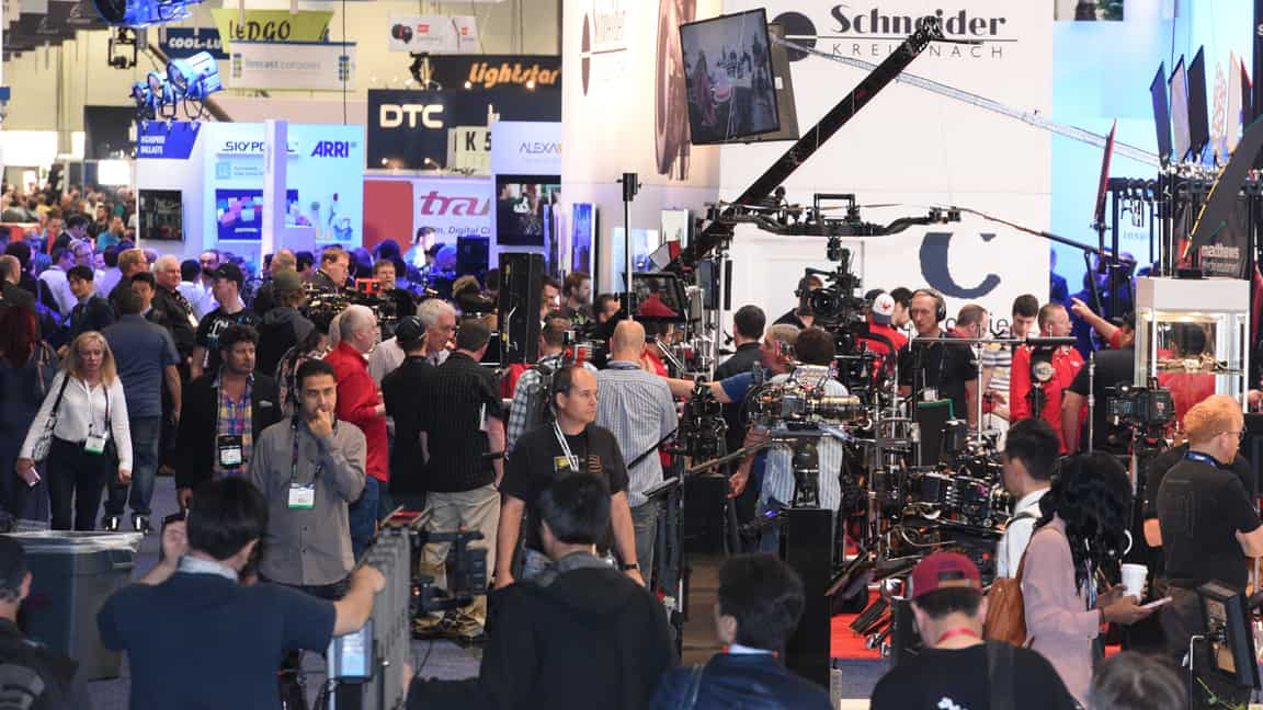 NAB show 2017 Production