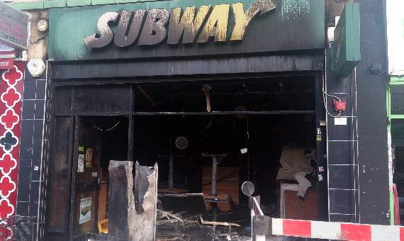 Subway-Business-Fire-Insurance