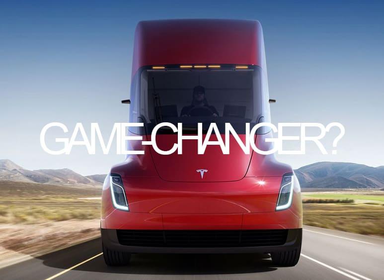Tesla-Semi front